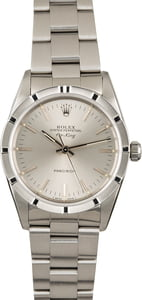 Used Rolex Air-King 14010 Stainless Steel Oyster