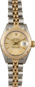 Used Rolex 69173 Datejust