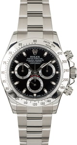 Used Rolex 116520 Daytona