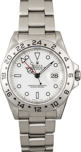 Rolex Explorer II Ref 16570 Steel Men's Watch