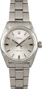 Used Rolex Oyster 6427 Steel Band