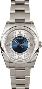 Used Rolex Oyster Perpetual 116000 Concentric Dial