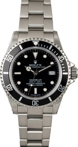 Rolex Sea-Dweller 16600 Steel Oyster