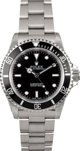 Used Rolex Submariner 14060M No Date