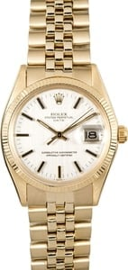 Rolex Date 1503 Yellow Gold