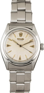 Vintage Rolex Oyster 6022 Steel Watch