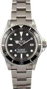 "Vintage Rolex Sea-Dweller 1665 ""Great White"""