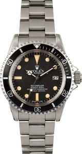 Vintage Rolex Sea-Dweller 1665 White