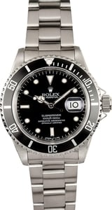 Submariner Rolex 16610 xx