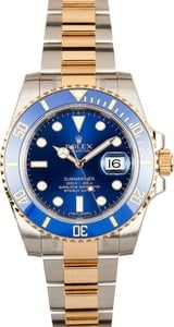 New Rolex Submariner 116613