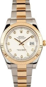 New Model Rolex Datejust 41mm