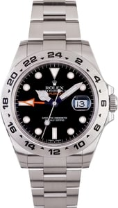 Rolex Explorer II Steel Watch 216570