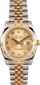 Rolex Datejust Two tone 116233 Mens