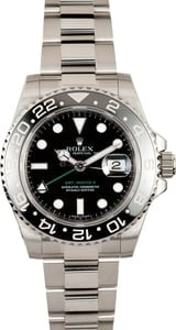 Rolex GMT Master II 116710 Certified Pre-Owned