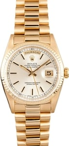 Rolex Presidential Double QuickSet 18238