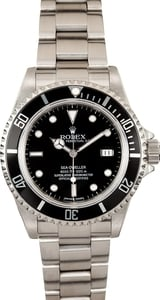 Pre Owned Rolex Sea-Dweller 16600