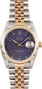 Rolex DateJust 16233 with Papers