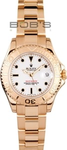 Rolex Midsize Yachtmaster Watch 168628