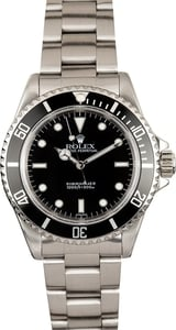No Date Rolex Submariner 14060 x