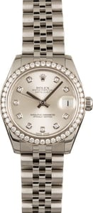 Rolex Datejust 31MM 178384 Diamond