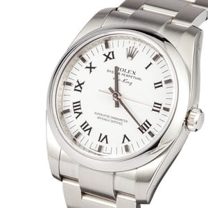 Men's Rolex Air-King Stainless Steel Unworn
