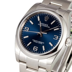 Men's Rolex Pre-owned Oyster Perpetual 116000