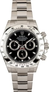 Rolex Daytona 116520 Factory Stickered