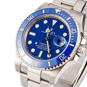 Rolex Submariner White Gold 116619