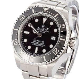 Rolex Sea Dweller Deep Sea 116660, Pre-Owned