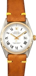 Rolex Datejust 1601 Mens