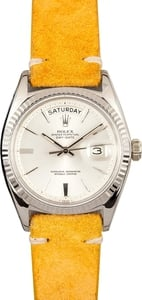 Rolex White Gold Day Date 1803