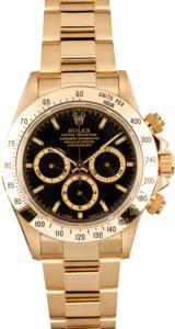 Rolex Daytona Gold 16528 x