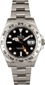 Rolex Explorer 216570 Black 42MM