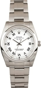 Rolex Air-King Steel 114200
