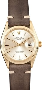 Rolex Yellow Gold 1503 Date