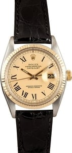 Mens Rolex Datejust 1601