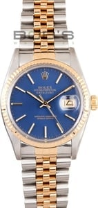 Rolex Men's Oyster Perpetual DateJust 16013