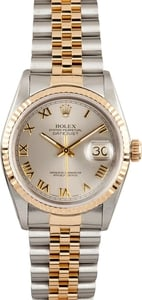 Rolex Datejust 16333 Two Tone