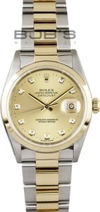Pre Owned Men's Rolex DateJust 16203