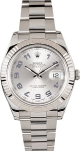 Rolex DateJust II 41MM Wristwatch