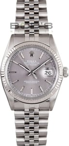 Men's Rolex DateJust 16000