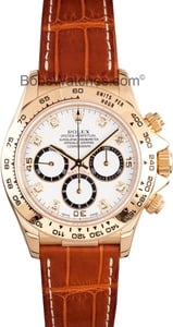 Rolex Daytona Leather Band 16518