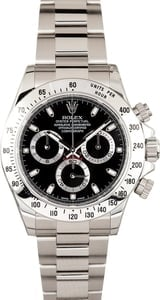 Rolex Daytona Black 116520