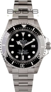 Deepsea Sea Dweller 116660