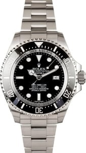 Men's Rolex Deepsea Sea-Dweller 116660 Dive Watch