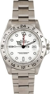 Pre-Owned Men's Rolex Explorer II 16570-BKSO
