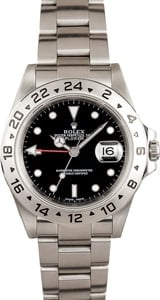 Used Rolex Explorer II Men's Stainless Steel 16570