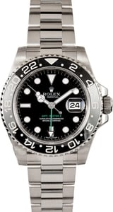 Rolex GMT Master II Green GMT Hand