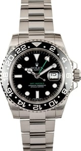 Pre-owned Rolex GMT-Master II 116710 Mint Condition