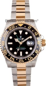Rolex GMT Master II Two Tone 116713